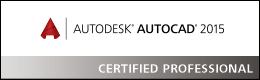 SCAL est certifié sur AutoCAD 2015